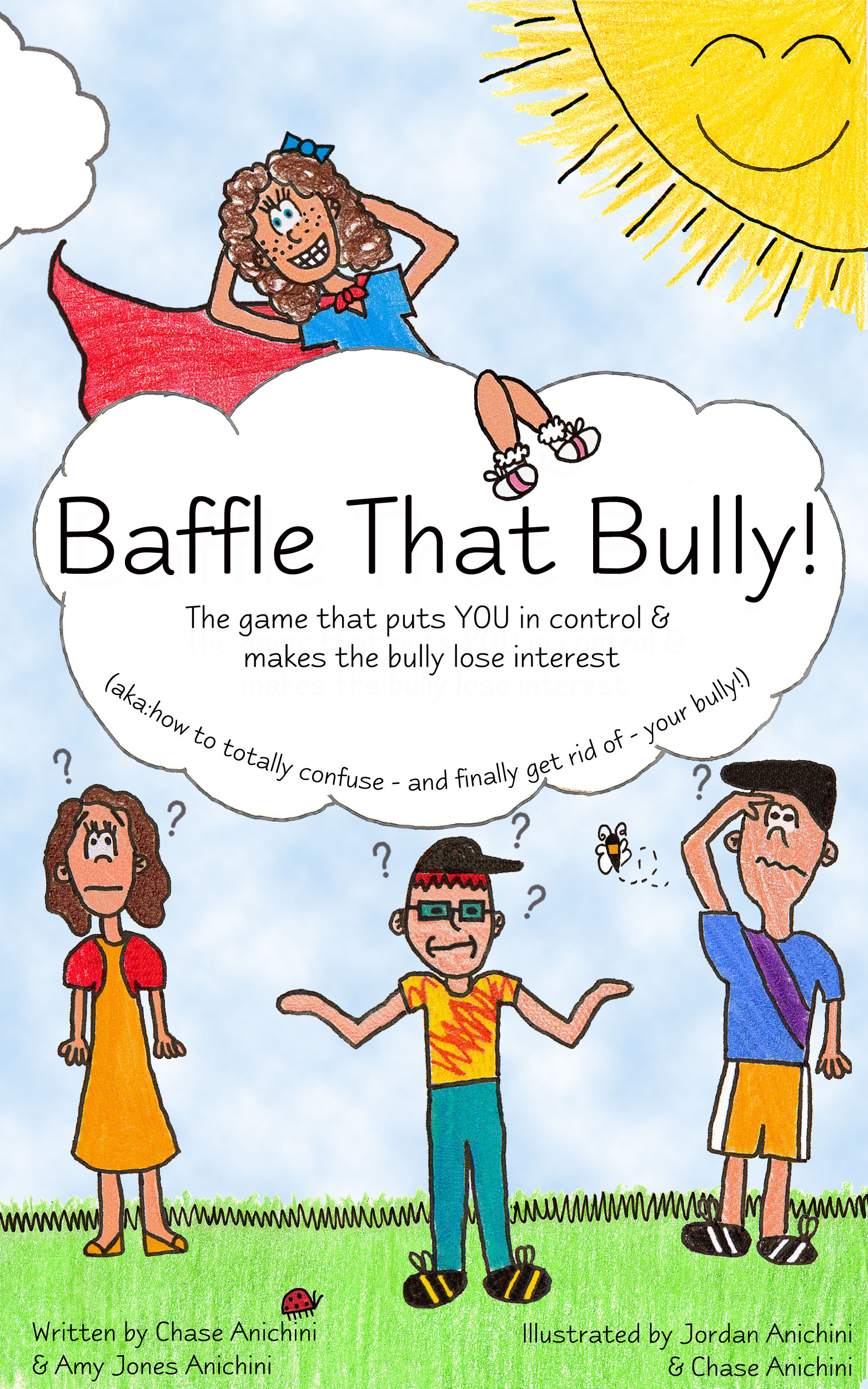 Baffle That Bully Book Cover Image