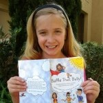 10-Year-Old Chase Anichini, Co-Author of Baffle That Bully!